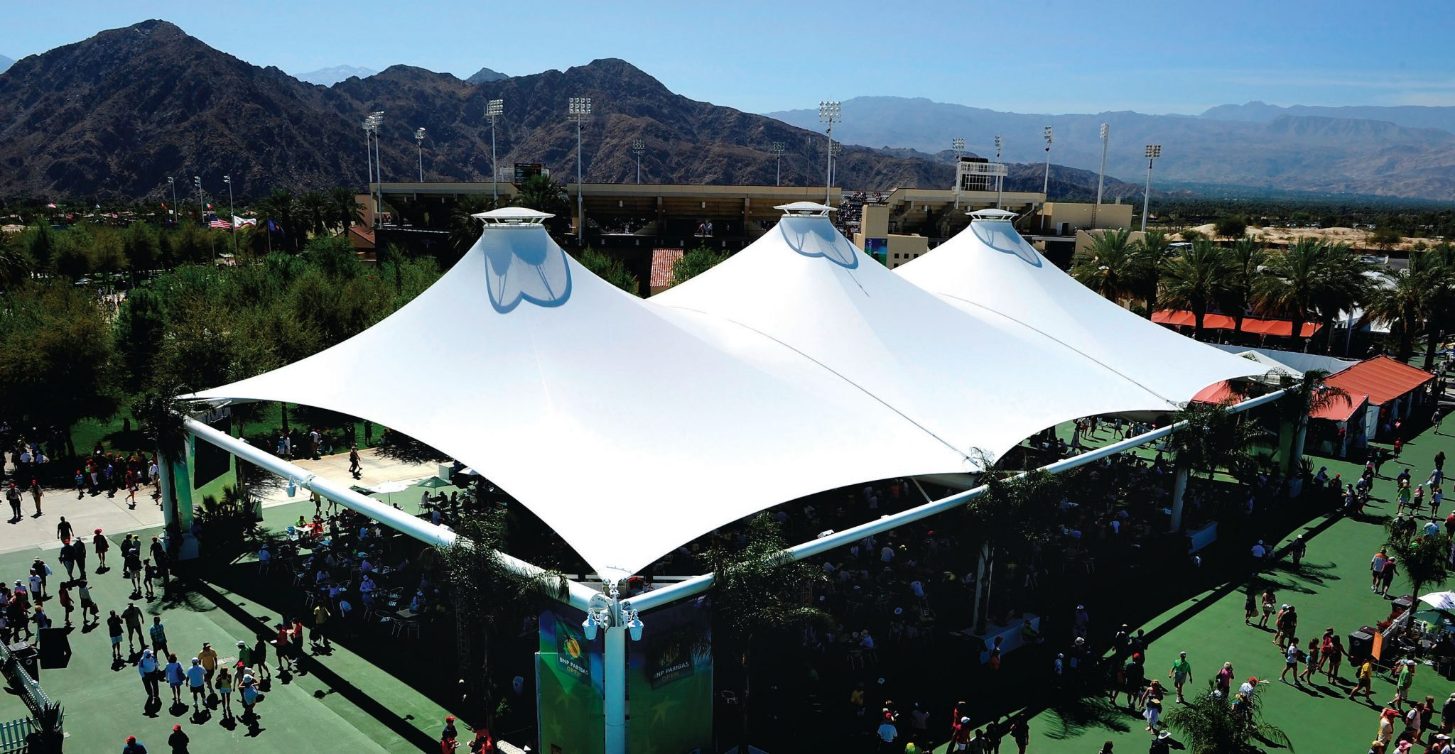 Uploaded ToDon Julio Bar at Indian Wells Tennis Garden