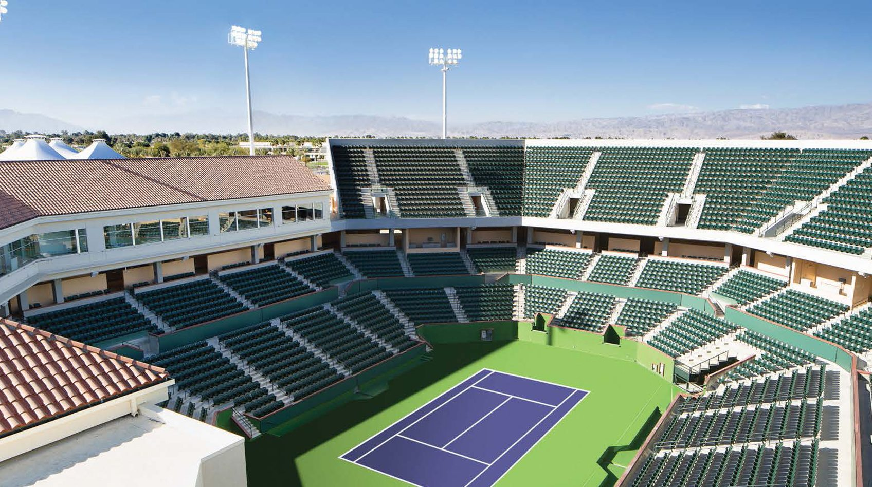 Indian Wells Stadium Two