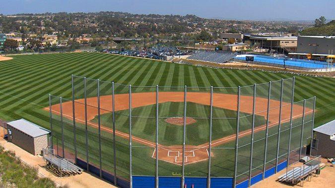 San Diego Jewish Academy Sportsfields