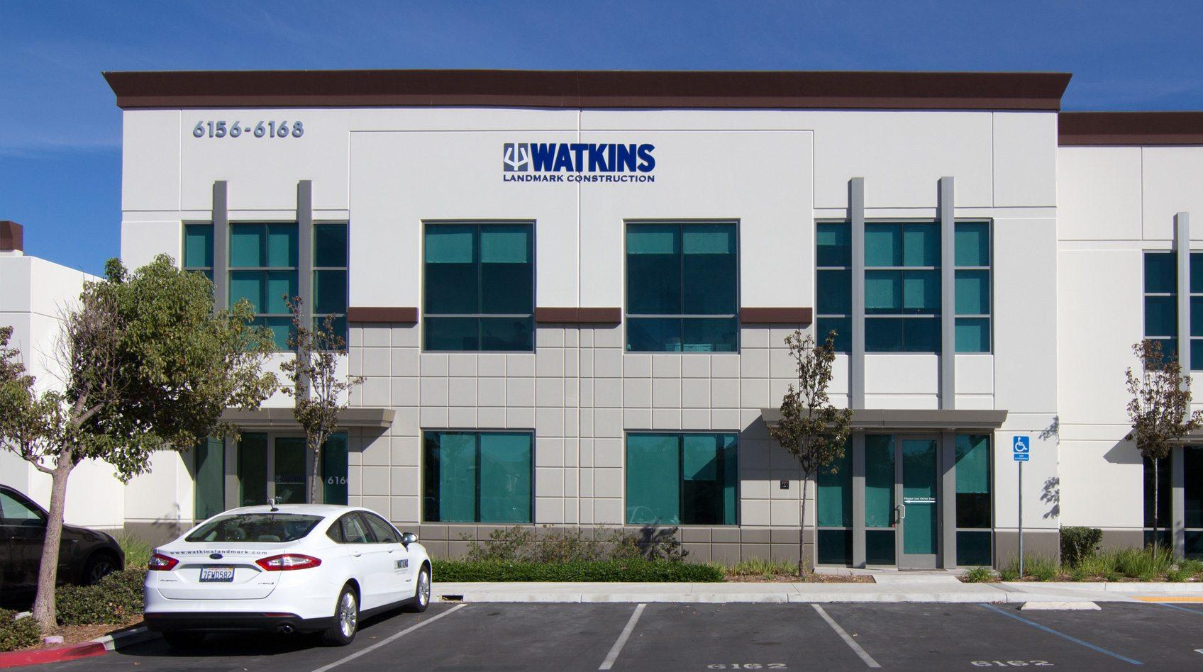 Watkins Landmark New Carlsbad HQ