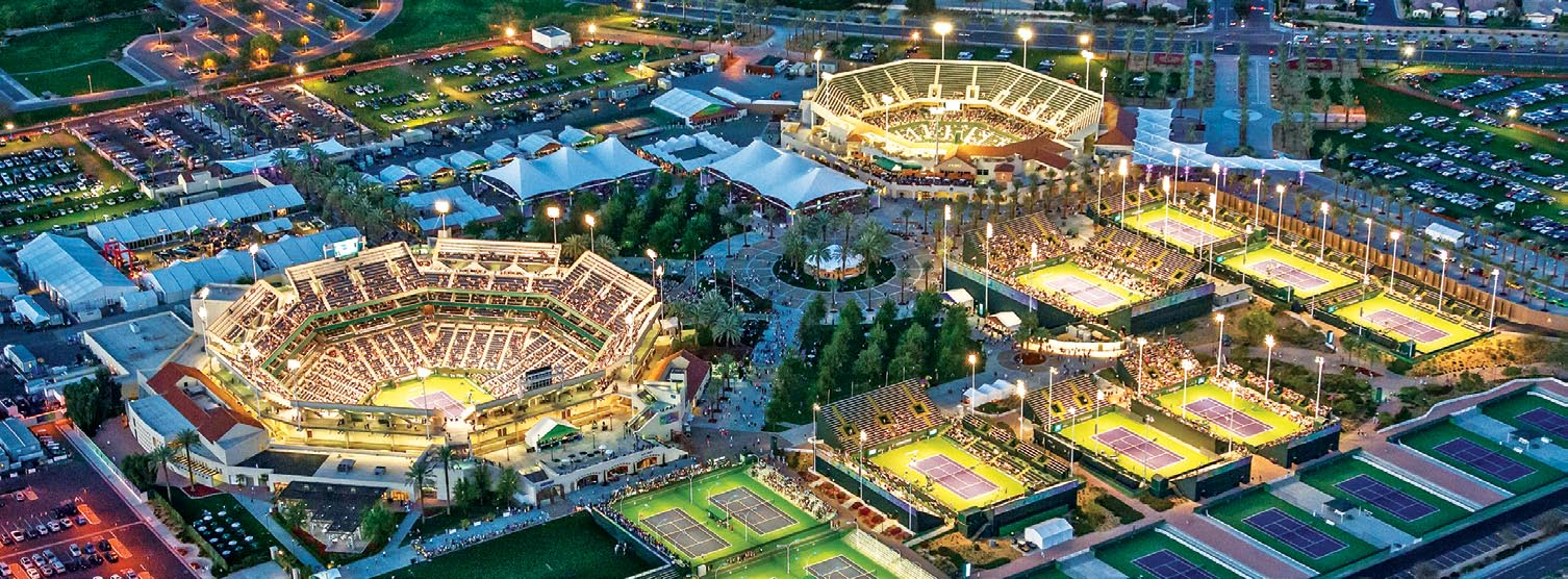 Indian Wells Tennis Gardens Stadium 2