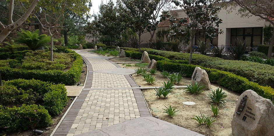 Saint Therese Prayer Gardens