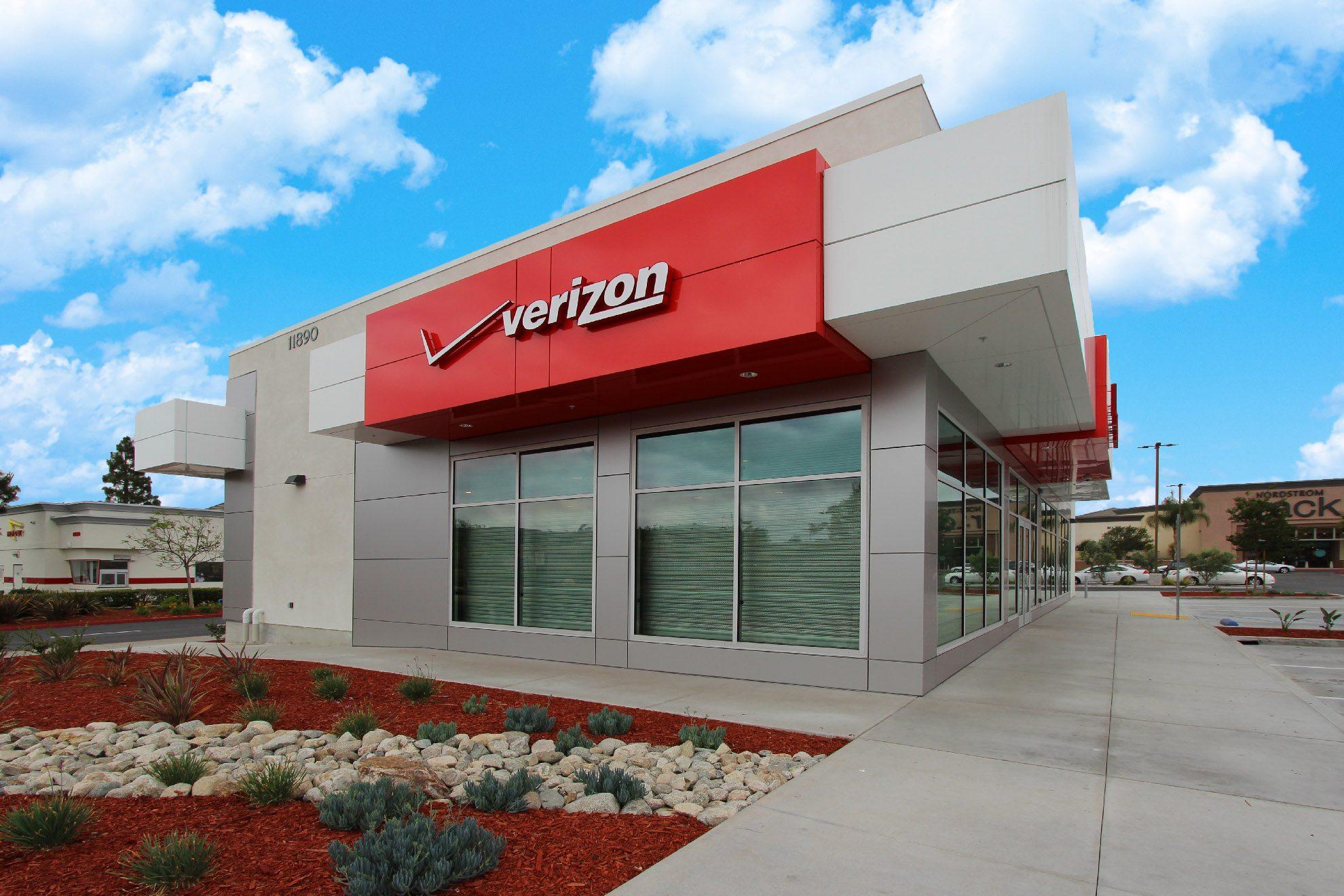 Verizon Building by Watkins Landmark Construction