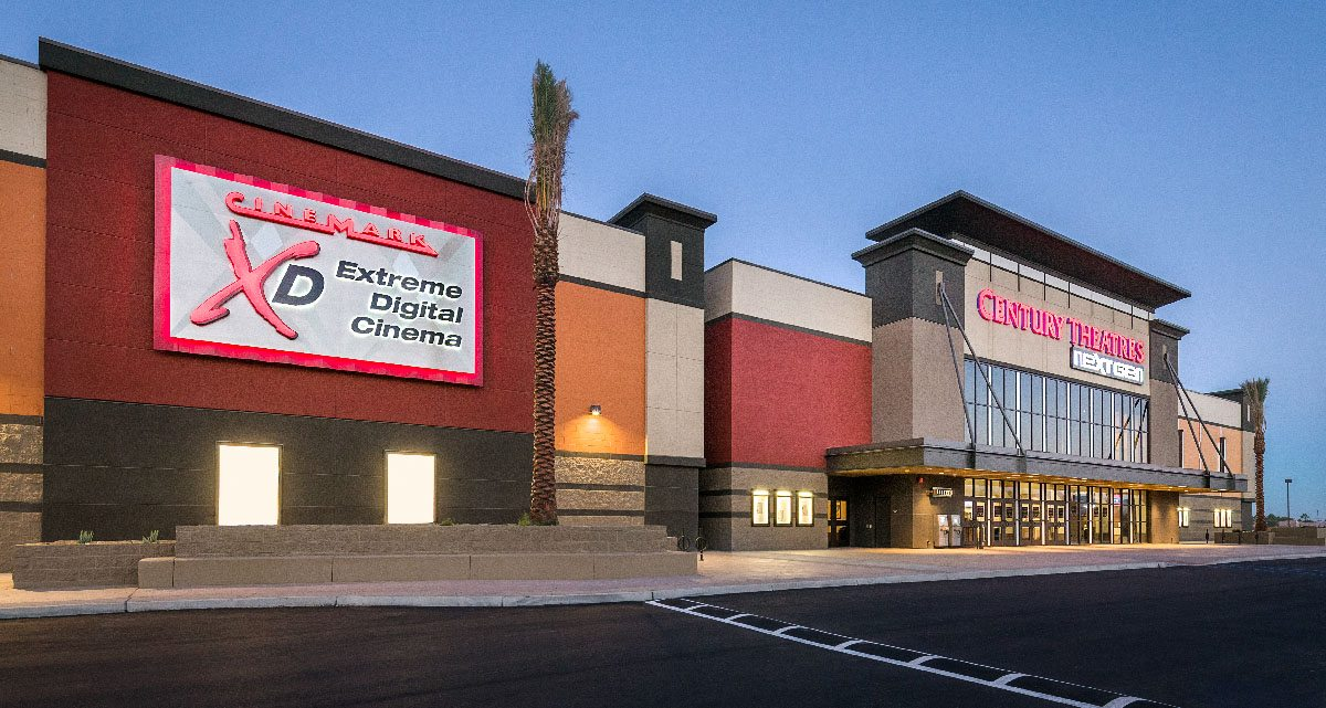 Cinemark Theater in La Quinta