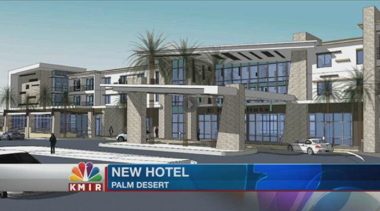 New Hotel Coming to El Paseo