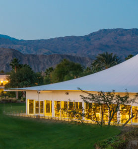 Golf Resort Tensile Building