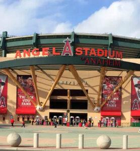 LA Angels Stadium Improvements