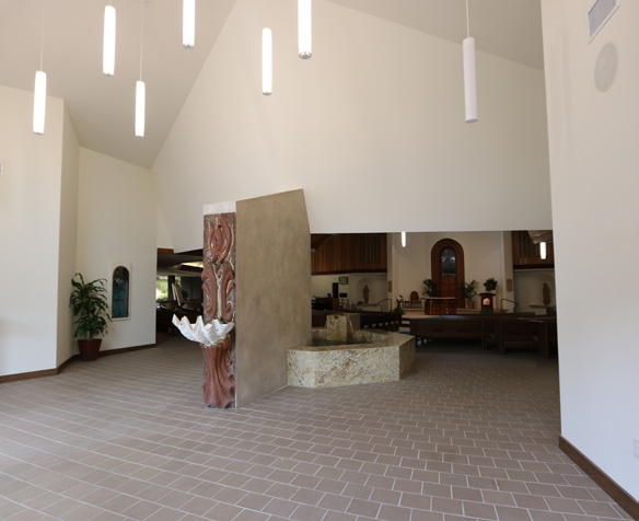 Saint James Catholic Church Interior