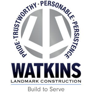 Watkins Landmark Construction Values