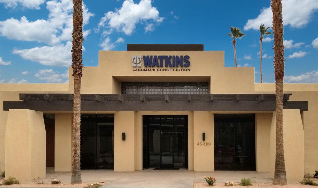 Watkins Landmark Indian Wells