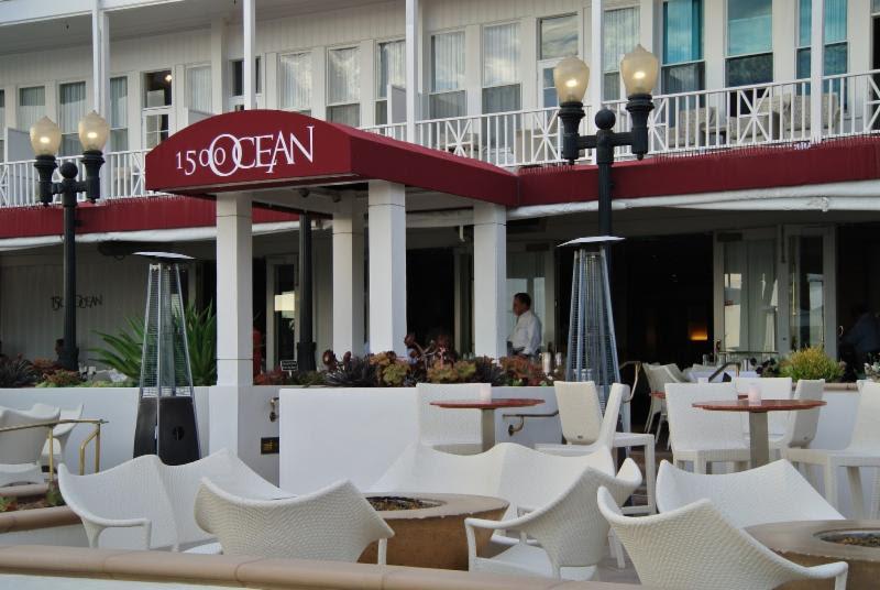 Hotel Del Coronado Restaurant Remodel Exterior