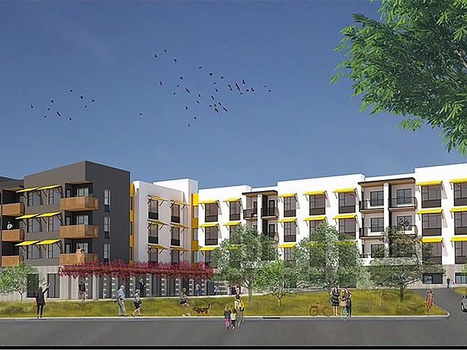 Chula Vista Draw New Development